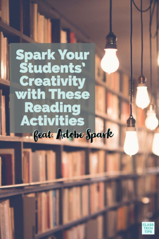 Spark Your Students' Creativity with These Reading Activities 4