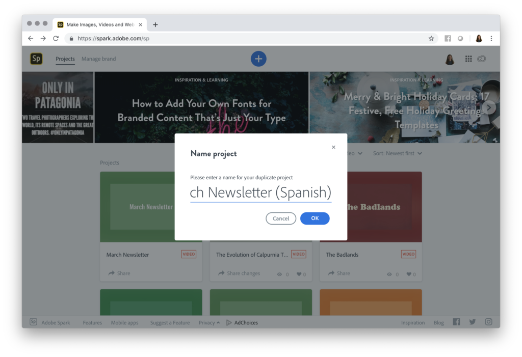In just a few steps you can learn how to record a Spark Video in multiple languages so everyone in your school can hear a movie in their native language.