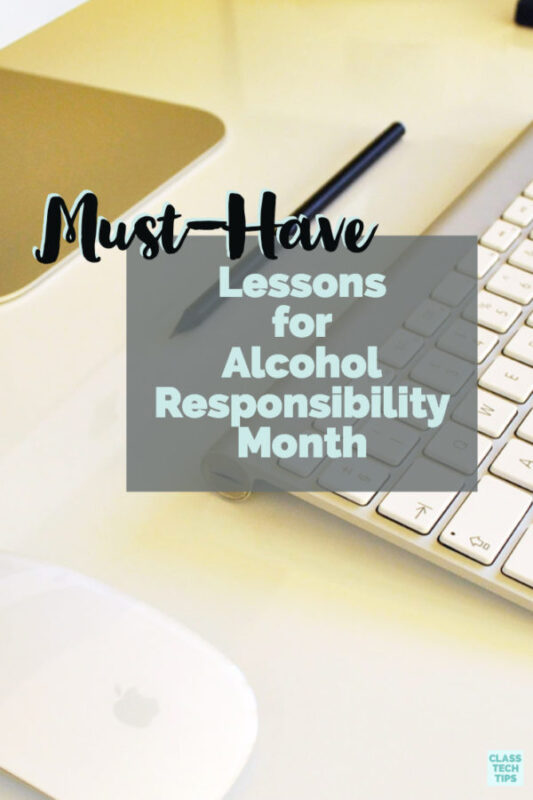 Learn how to use these free online resources for Alcohol Responsibility Month this school year. You can use videos, lesson plans and more.