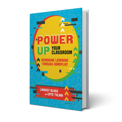 Learn how Power Up Your Classroom: Reimagine Learning Through Gameplay provides information for educators on gamification and game-based learning.
