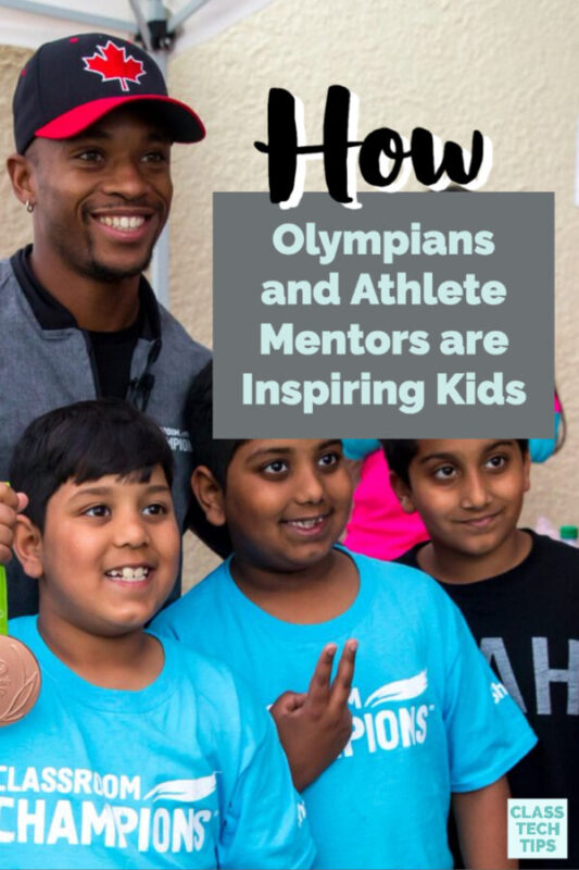Learn how the social-emotional learning curriculum and high-quality resources from Classroom Champions are all about inspiring kids!
