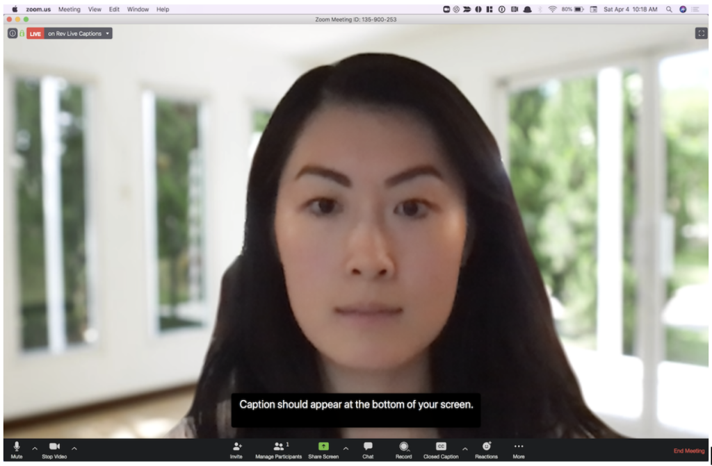 Learn how to add captions to Zoom classes during distance learning so you have live captioning for Zoom learning with students.