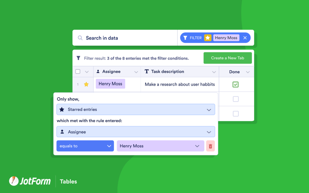 Use JotFrom Teams as your next Database Tool for Educators