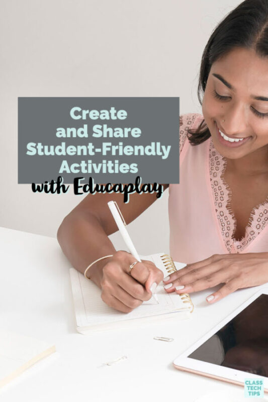 When you dive into this site for teachers, you can search for lots of student-friendly activities to share with your students.