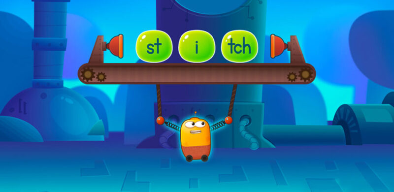 Learn how to use a game-based learning curriculum to help students with reading and math.