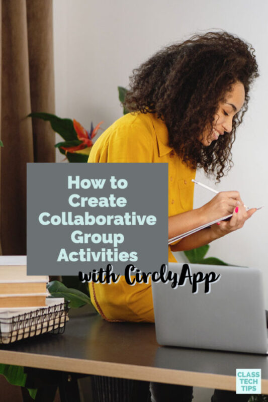 Learn about a tools that help create collaborative group activities for students using pre-made templates and customization.