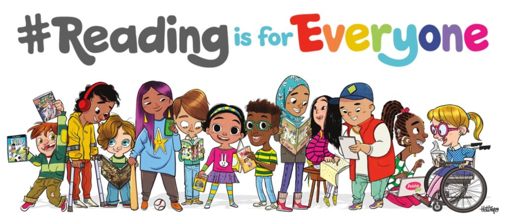 Find high-quality, diverse content for early readers and introduce them to a variety of cultures and traditions.