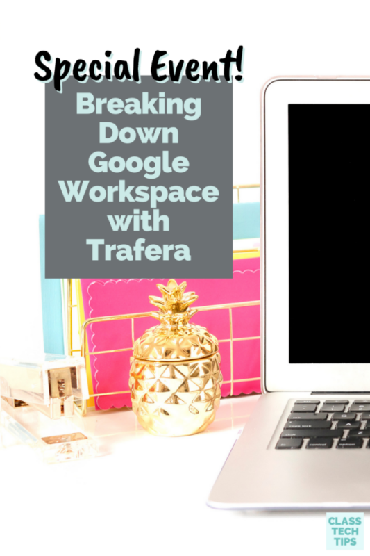 Do you use Google tools in your classroom? Join us for a free Google Workspaces webinar this May with new updates and favorite tips.