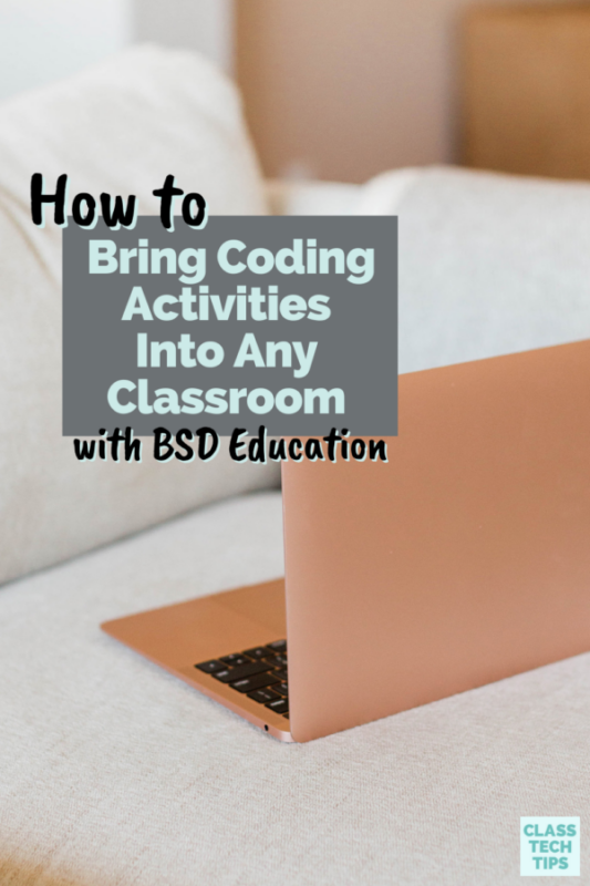 Learn how to use coding activities across the school year in any classroom with this dynamic teacher and student-friendly platform.