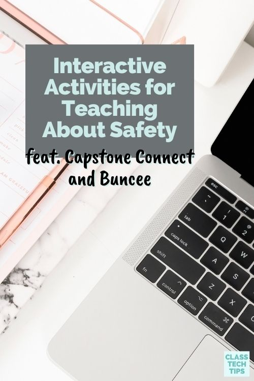When it comes to teaching about safety topics, you can head straight to Capstone Connect to find high-quality, high-interest resources.