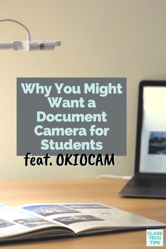 So what happens when you give a document camera to every student? Let's take a look at a powerful, student-friendly tool for distance learning.