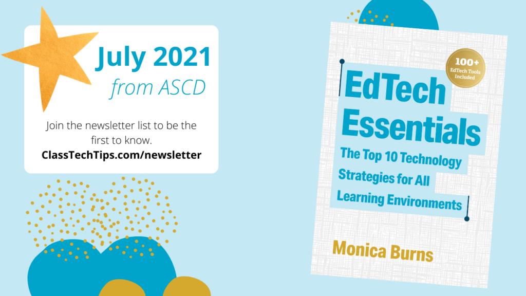 EdTech Essentials Monica Burns ASCD