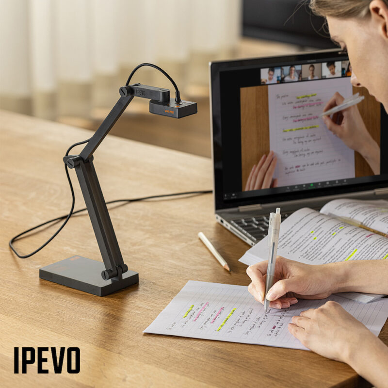 Learn how a document camera can be a game-changer if you are setting up a classroom for in-person, distance learning, or hybrid teaching.