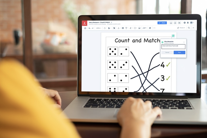 Learn how to use a digital PDF editing software for students and teachers this school year.