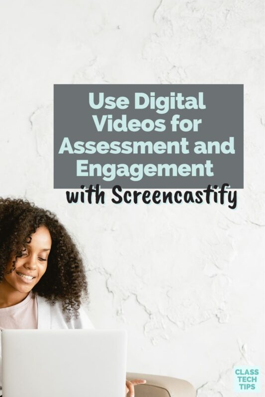 Learn how you can use digital videos for assessment and create engaging screencasts with the Chrome extension Screencastify.