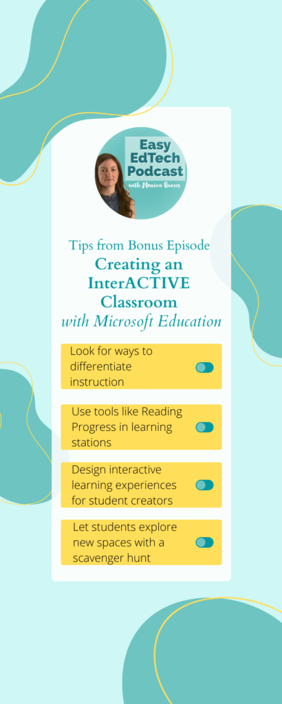 In this episode, educators Kristin and Joe Merrill join to discuss their strategies for designing an interactive classroom for their students.